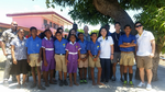 Marriott visit to Natawa Primary School