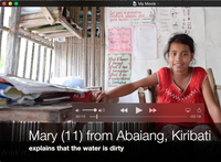 Kiribati WASH in Schools