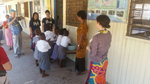 Marriott Visit to Namamanuca Primary School